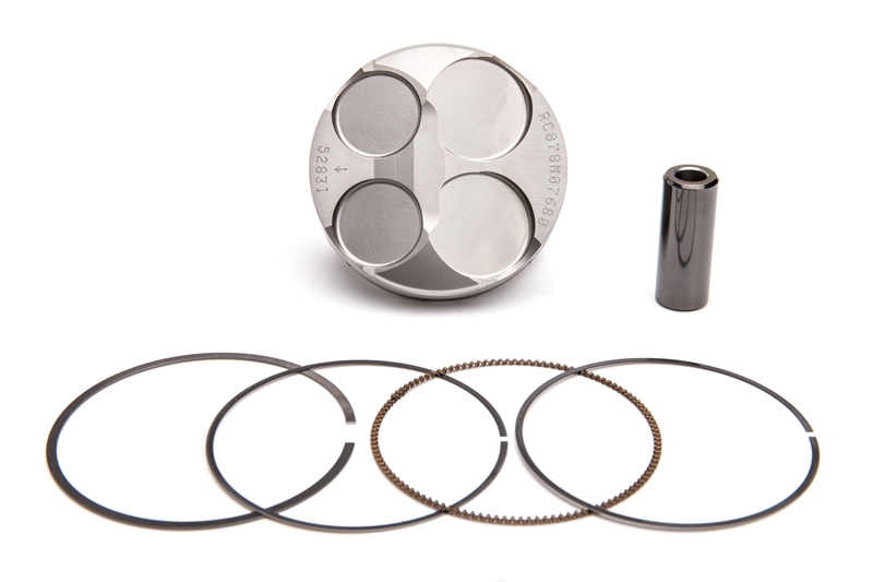 WISECO RACE PISTON 14,5:1 +2MM ROD SURF. TREAT. HONDA CRF 250 R 10-15